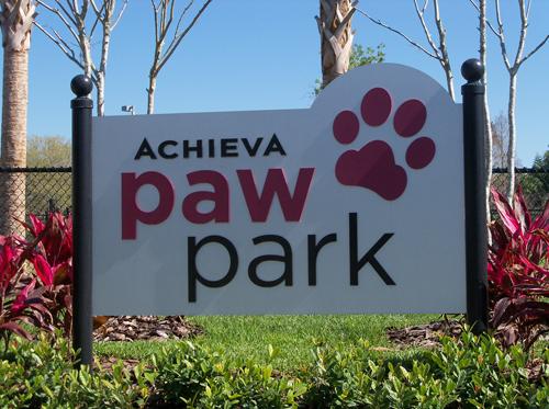 Achieva Paw Park