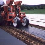 BioBag AgFilm Planting
