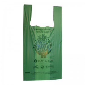 Colonial Farm Credit Union Custom Bags