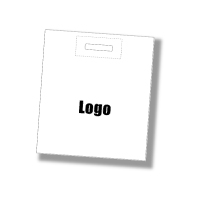 Custom Patch Handle Carrier bags