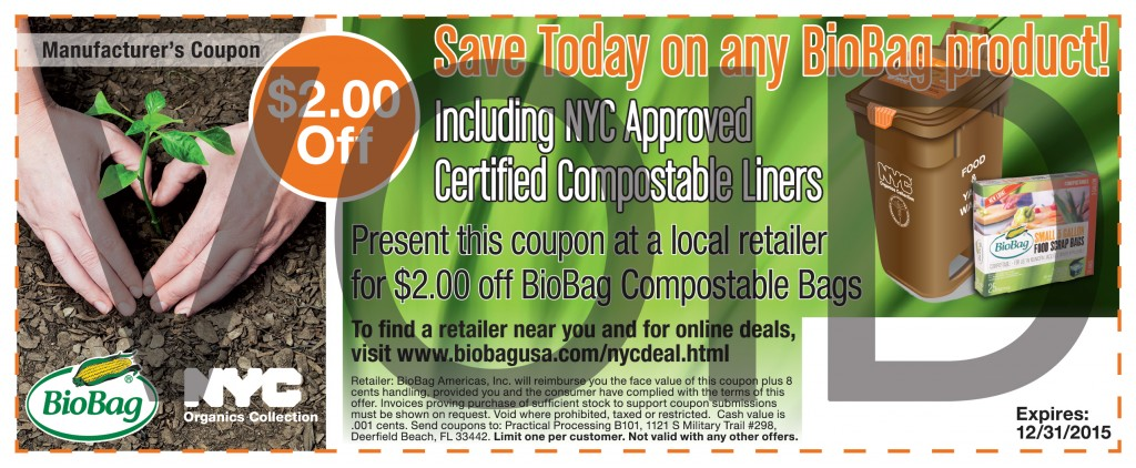 NYC $2.00 Off Coupon