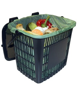 Residential Food Scrap Collection Bin