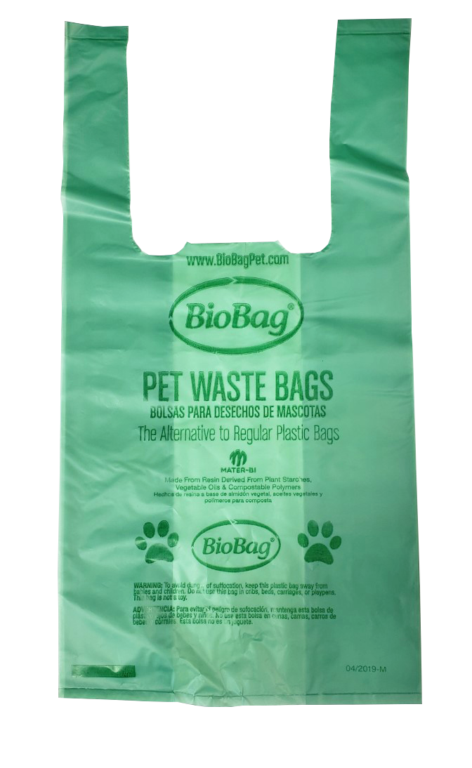 Biobag Dog Pet Waste Collection